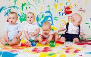 ДЦ Радуга приглашает детей на развивающие занятия от 1 года до 4 лет!